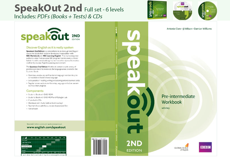 SpeakOut 2nd Preintermediate 3
