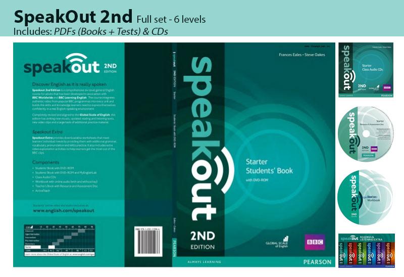 SpeakOut 2nd Starter