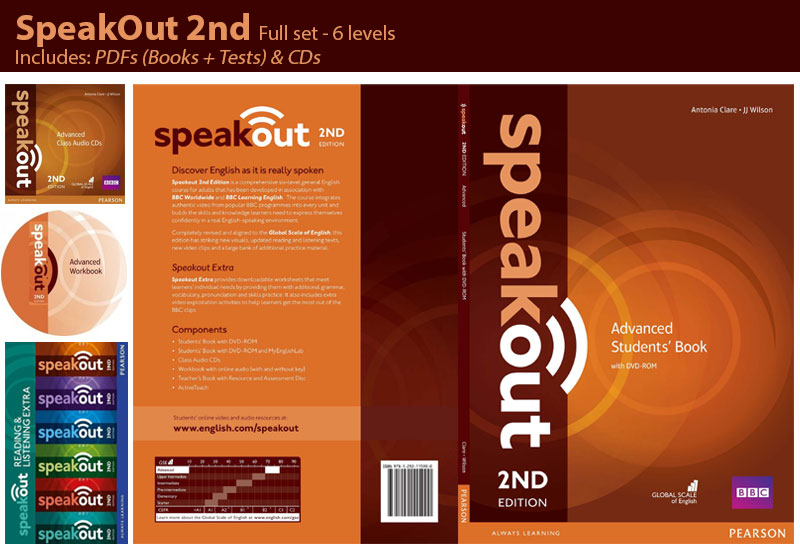 SpeakOut Advanced 2nd