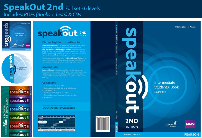 speakout intermediate 2nd edition