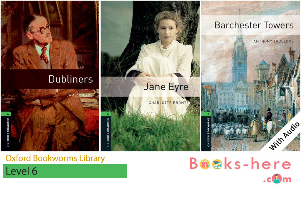 Free download English Reading books The Oxford Bookworms Library Level 6 Third Edition