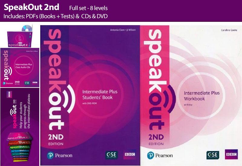 SpeakOut Intermediate Plus 2nd edition full